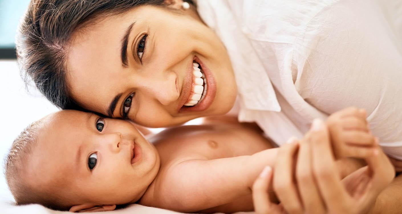 7 Dinge für frischgebackene Mütter