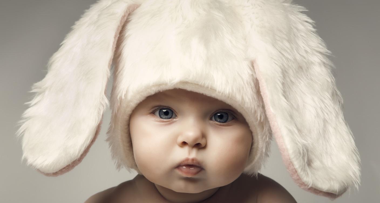 Babymode für Ostern