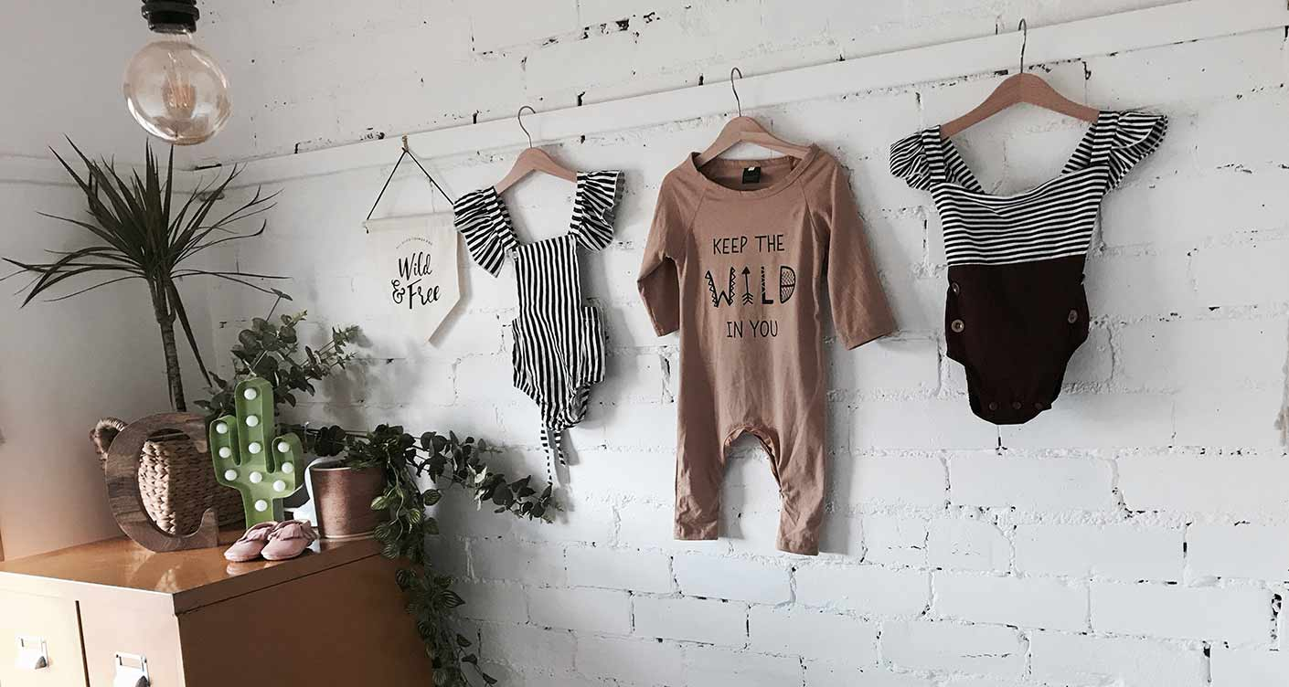 Babyzimmer-Nachstyling