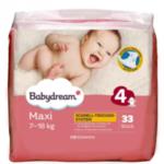 """Windelpackung der Marke """"Babydream"""" von Rossmann"""