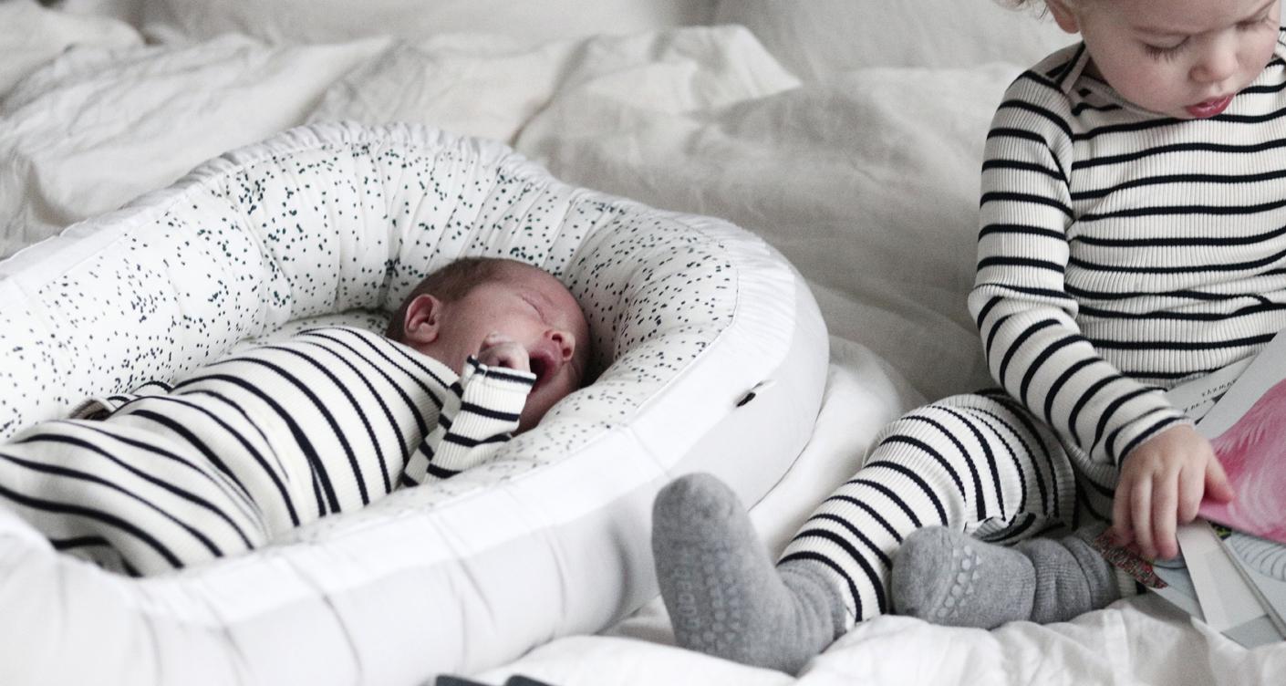 Born Copenhagen Babynest Kinder Geschwister