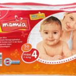 """Windelpackung der Marke """"Mamia"""""""