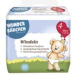 "Windelpackung der Marke ""Wunderbärchen"""