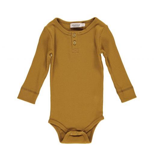 Langarmbody Marmar Kleines Karussell Babybody Babykleidung Erstausstattung Kleinkind Baby anziehen