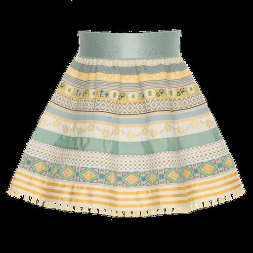 ©Lena Hoschek Baby Ribbon Skirt lemonade