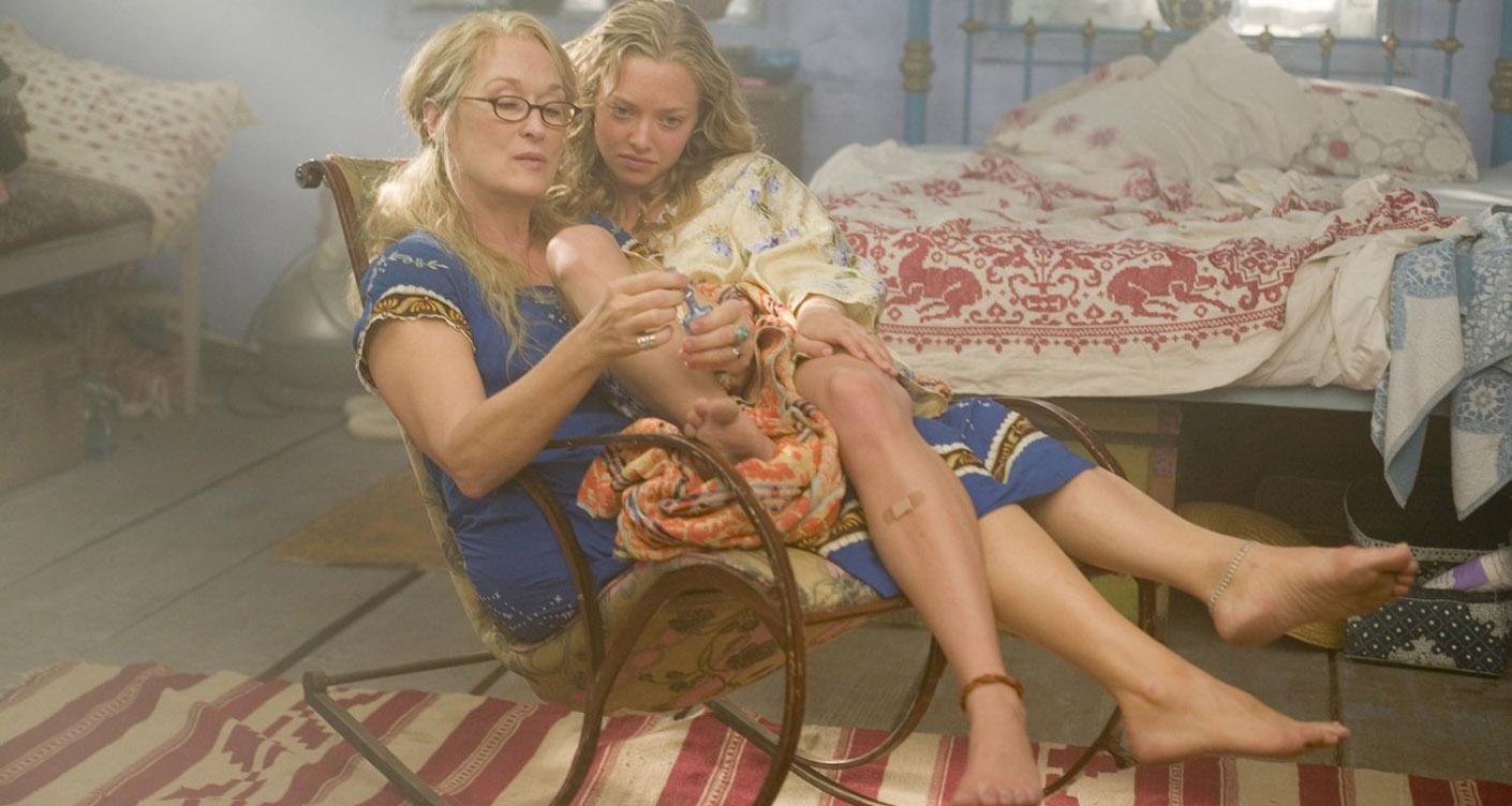 Filme über Mütter; Mamma Mia